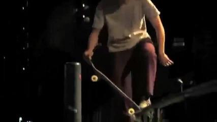 Crazy Ass Japanese Skater 2!