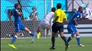 Италия загуби с 0:1 от Коста Рика