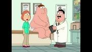 Famili Guy - Питър При Доктора