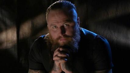 Aleister Black's sins and secrets: Raw, Nov. 11, 2019