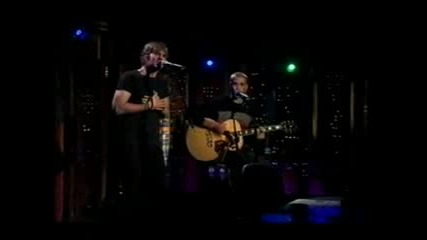 Matchbox Twenty - Unwell (acoustic)