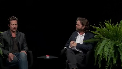 Between Two Ferns with Brad Pitt