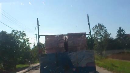 С камион в Сърбия