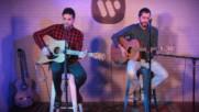 Supertennis - Ni contigo ni sin ti (Warner Music Café) (Оfficial video)