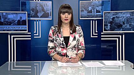 Емисия новини - 08.00ч. 16.02.2019