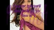 Rihanna Ft. Ne - Yo - Hate That I Love You