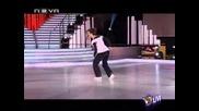 Vip Dance 16.11.2009 Танцът на Райна