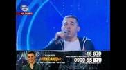 Music Idol 3 - Александър - Black or White
