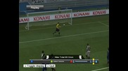Unikalen gol na Marcelo - Pes 2009