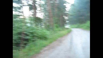 Вело спускане - любимата част на колоездачите
