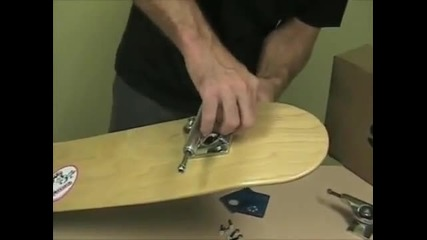 How to Build a Complete Skateboard