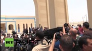 Egypt: Omar Sharif laid to rest in Cairo