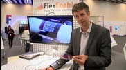 Spain: FlexEnable flexi watch lets you wrap a screen around your wrist