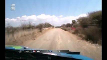 Рали Мексико 2016 - Финален етап (част1)