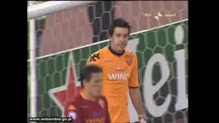 Рома - Манчестър Юнайтед 0 - 1 ( Пике )