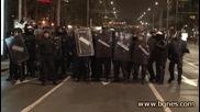Девети ден Двама ранени в София, над 15 протестиращи бити от полиция