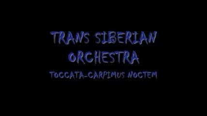 Trans Siberian Orchestra-toccata-carpimus Noctem