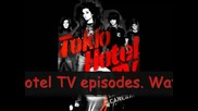 Важно!!!! Dvd На Tokio Hotel Tv - Caught On Camera