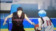 Kuroko no Basket Amv - Salvation 720p