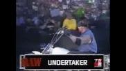 Гробаря срещу Вал Винъс - Wwf Raw 11.06.2000 г.