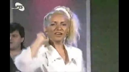 Vesna Zmijanac - Znas sta mi je zao - (Muzicka kutija, RTS 3k 1994)