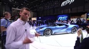 Ford Gt vs Lamborghini Aventador Lp750-4 Sv – 2015 Geneva Motor Show