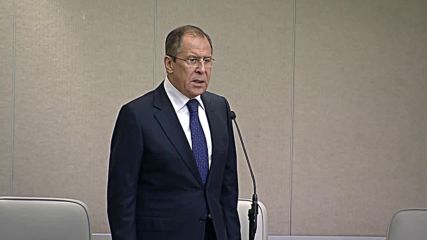 Russia: French police acted 'unacceptably' while detaining Russian fans - Lavrov
