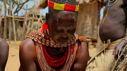 Традициите на племето Кара в Етиопия (