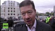 Czech Republic: Leftists descend on anti-Islam demo in Prague