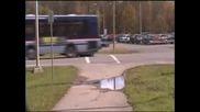 Ненормалник Скача Под Автобус