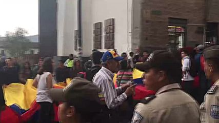 Ecuador: Students strike over education budget cuts in Quito