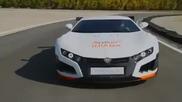 Най-бързият електрически автомобил