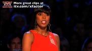 Мъж с уникaлен глас - Johnny Robinson - The X Factor Uk 2011 (27.08.2011)