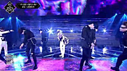 Road to Kingdom s01e02- Onf - Everybody(original song: Shinee)1-во състезание 070520-5