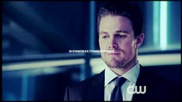 Oliver and Felicity {without You}