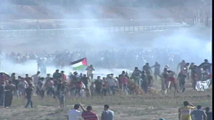 State of Palestine: One killed, 156 injured in March of Return protest
