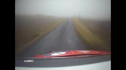 Wrc Rally Ireland - Loeb C4