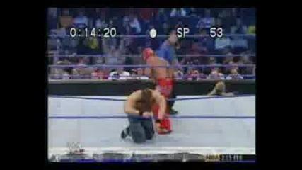 Rey Misterio Vs John Cena