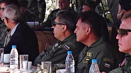 Bulgaria: Multinational NATO drills 'Platinum Lion 2019' continue in Novo Selo