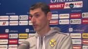 Сашо Попов: Голямата заслуга за титлата има Атанас Петров