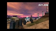 4x4 offroad racing - Freeplay mode
