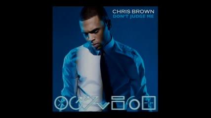 New 2o12! Chris Brown - Don't Judge Me