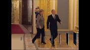 Путин и Меркел в спор за човешките права, но единни за търговията