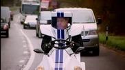 Най-малката кола на света. Top Gear - Clarkson P45