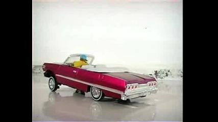 Mini Lowrider - Ms Hommies Hopper