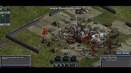 War Commander Warhorses in Action!!! (bg)