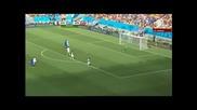 Мондиал 2014 - Италия 0:1 Коста Рика - Абсолютният аутсайдер Коста Рика нокаутира Италия!