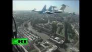 Военен парад в Москва 9 май 2010