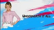 11. Violetta 3 - Underneath it all. Виолета 3 - Под всичко това + превод