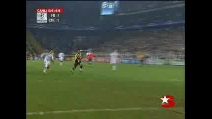 Фенербахче - Челси 2 - 1 - К.Кязъм